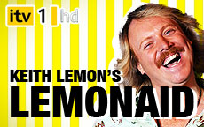 KEITH LEMON'S LEMONAID - ITV1