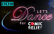 LET'S DANCE...for COMIC RELIEF