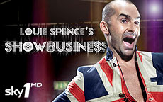 LOUIE SPENCEs SHOWBUSINESS - SKY1