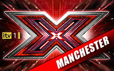 X FACTOR 2012 AUDITIONS - MANCHESTER