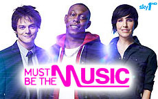 MUST BE THE MUSIC - SKY1