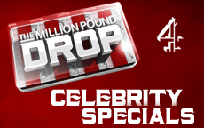 THE MILLION POUND DROP - CELEBRITY SPECIALS