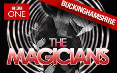 THE MAGICIANS BUCKS SPECIAL - BBC