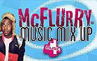 McFLURRY MUSIC MIX UP - 4Music