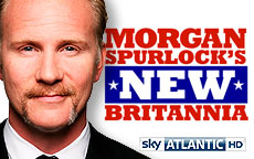 MORGAN SPURLOCKS NEW BRITANNIA