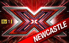 X FACTOR 2012 AUDITIONS - NEWCASTLE