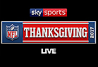 Sky Sports NFL 2017 Thanksgiving Special - Live