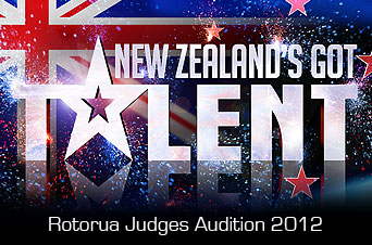 NEW ZEALANDS GOT TALENT JUDGES AUDITIONS 2012 - ROTORUA