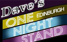 ONE NIGHT STAND - EDINBURGH