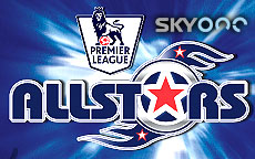 PREMIER LEAGUE ALLSTARS - SKYONE