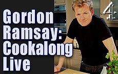 GORDON RAMSAY : COOKALONG LIVE