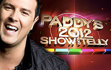 PADDYs 2012 SHOW & TELLY - ITV