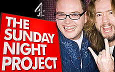 THE SUNDAY NIGHT PROJECT - CH4