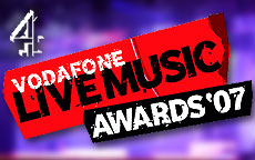 VODAFONE LIVE MUISC AWARDS '07