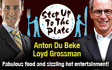STEP UP TO THE PLATE - BBC