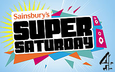 SUPER SATURDAY - CHANNEL 4
