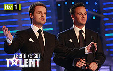 BRITAINS GOT TALENT 2011 GRAND FINAL - ITV1