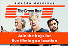 The Grand Tour Filming