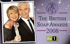 THE BRITISH SOAP AWARDS 2008