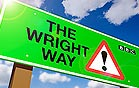 BEN ELTONs THE WRIGHT WAY - BBC