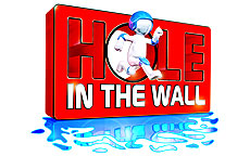 HOLE IN THE WALL - BBC1