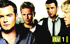 THE WESTLIFE SHOW: LIVE - ITV1
