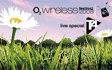 O2 WIRELESS FESTIVAL T4 SPECIAL