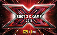 THE X FACTOR BOOTCAMP 2012 - ITV1