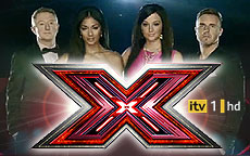 THE X FACTOR LIVE FINALS 2012 - ITV1
