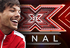 Special The X-Factor Final Louis Tomlinson Performance
