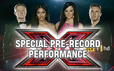 THE X FACTOR 2012 SPECIAL - ITV1