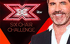 The X Factor Six Chair Challenge 2017