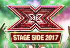 The X Factor - Stage-Side