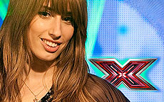 THE X FACTOR FINAL - STACEY SOLOMON LIVE DAGENHAM OB