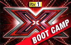 THE X FACTOR 2009 - BOOT CAMP