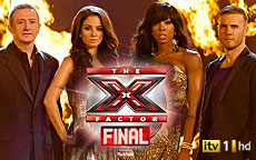 THE X FACTOR LIVE FINAL 2011 - ITV1