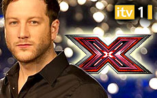 THE X FACTOR FINAL - MATT CARDLE LIVE ESSEX
