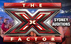 THE X FACTOR 2012 - SYDNEY AUDITIONS