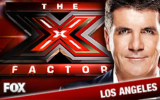THE X FACTOR - LOS ANGELES