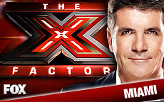 THE X FACTOR - MIAMI