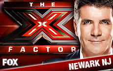 THE X FACTOR - NEWARK NJ