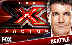 THE X FACTOR - SEATTLE