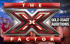 THE X FACTOR 2012 GOLD COAST AUDITIONS